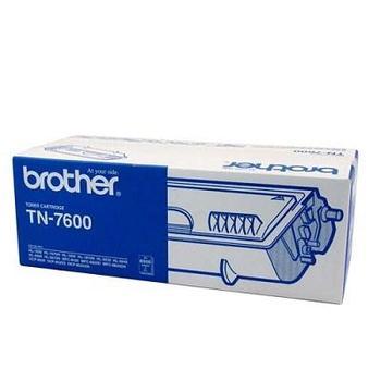 BROTHER TN7600, TN7600, černý (black), 6.500 stran, originální toner pro HL 1650, 1670N, 1850, 1870