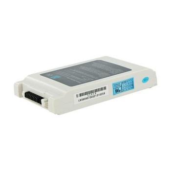 WHITENERGY baterie pro Toshiba PA3191, 03945, stříbrná, 10,8V, 4400mAh