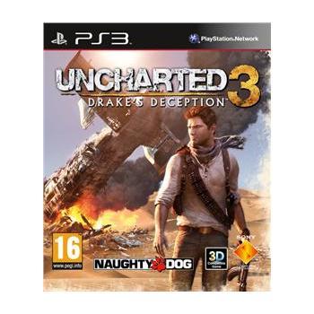 SONY Uncharted 3: Drakes Deception, PS719124290, hra pro Playstation 3, CZ titulky, akční, BluRay