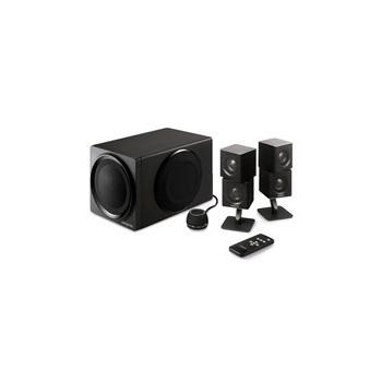 CREATIVE ZiiSound T6 Series II 2.1 Wireless Bluetooth, 51MF0376AA000, černé (Black), reproduktory, 2.1ch zvuk, výstup na sluchátka