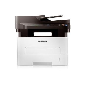 SAMSUNG SL-M2875FD/SEE, SL-M2875FD/SEE, bílo-černá(white/black), multifunkce, laserová, tiskárna/ skener/ kopírka/ fax, A4, ADF, duplex, 28 str./min.ČB, 4800 x 600 dpi, USB 2.0, LAN
