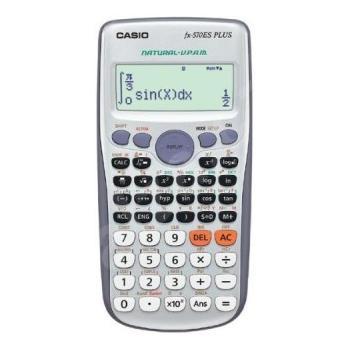 CASIO FX 570ES PLUS, CAS570P, kalkulačka, vědecká (školní)
