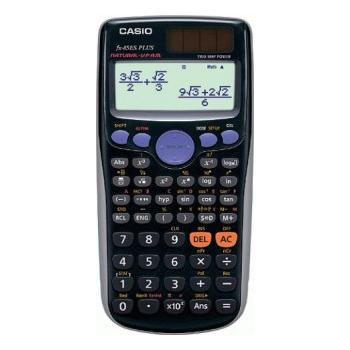 CASIO FX 85ES PLUS, CAS85EP, kalkulačka, vědecká (školní)