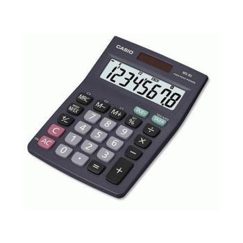 CASIO MS-8S, CASMS8S, kalkulačka, stolní