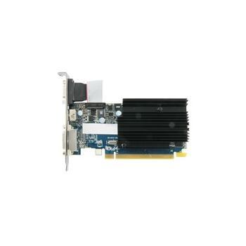 SAPPHIRE ATI Radeon R5 230, 11233-01-20G, grafická karta, AMD Radeon R5 230, 1GB, DDR3, PCIe 2.1, 15pin D-sub, 2x DVI, HDMI, pasivní chladič