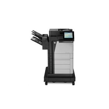 HP LaserJet Enterprise MFP M630z, B3G86A#B19, multifunkce, laserová, tiskárna/ skener/ kopírka, A4, ADF, duplex, 57 str./min.ČB, 1200x1200dpi, USB 2.0, LAN