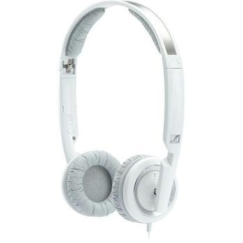 SENNHEISER PX 200 II, 502864, bílé (white), sluchátka, jack 3,5mm