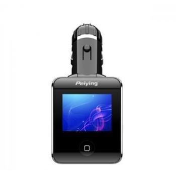 KRUGER&MATZ Peiying URZ0387, , MP3/WMA/FM Transmitter, USB, SD, MMC, Line-in vstup, Display