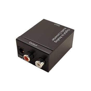 OEM S/PDIF -> analog (Toslink + Cinch -> 2x Cinch), 14.99.3441, audio konvertor, redukce, Cinch