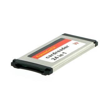 4WORLD čtečka paměťových karet, 05349, Express Card