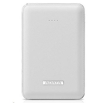A-DATA PowerBank PV120, APV120-5100M-5V-CWH, bílá (white), externí napájecí zdroj, 5100mAh, 2,1A
