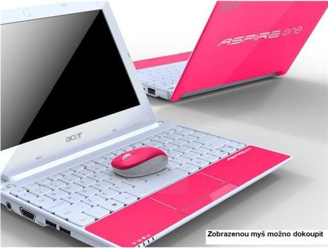 ACER Aspire ONE HAPPY 2DQPP LUSE80D031 Ruzovy Pink
