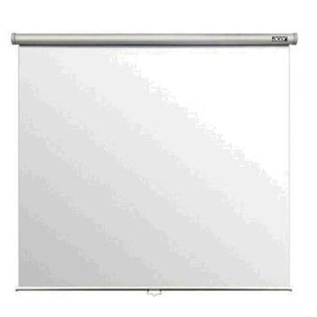 ACER T87-S01MW, MC.JBG11.00F, bílý (white), projekční plátno, 4:3