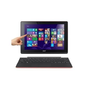 """ACER Aspire Switch 10 E (SW3-016-15NE), NT.G8ZEC.001, růžové (pink), notebook, Atom x5-Z8300, 10,1"""", 1280x800, dotyk. displej, 2GB, HDD 500GB, eMMC 64GB, W10 64, Wi-Fi, BT, CAM, HDMI"""