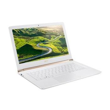 """ACER Aspire S13 S5-371-315W, NX.GCJEC.003, bílý (white), notebook, Core i3 6100U, Intel HD 520, 13,3"""", 1920x1080, 4GB, SSD 128GB, podsvícená klávesnice, W10, Wi-Fi, BT, CAM, USB 3.0, USB-C, HDMI"""