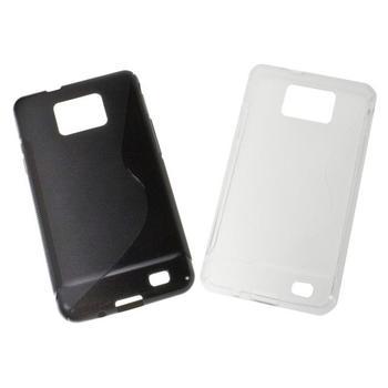 ALIGATOR SUPER GEL pro Samsung i9100 GALAXY SII, SGGALS2BK, černé (Black), pouzdro pro Samsung