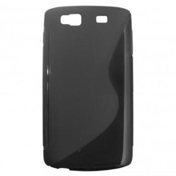 ALIGATOR SUPER GEL pro Samsung B5510 Galaxy Y Pro, SGSAMB5510BK, černé (Black), pouzdro pro Samsung