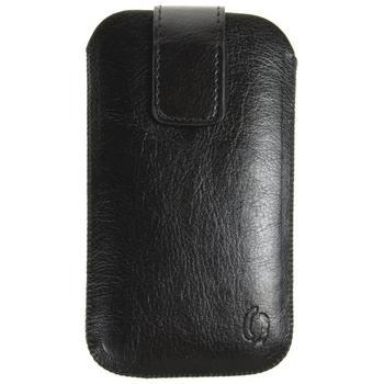 ALIGATOR VIP Collection velikost iPhone 5, VIP0003, černé (Black), pouzdro pro iPhone, komaptibilní s jinými telefony