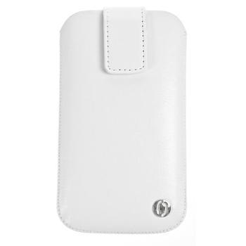 ALIGATOR VIP Collection velikost iPhone 5, VIP0015, bílé (white), pouzdro pro iPhone, komaptibilní s jinými telefony