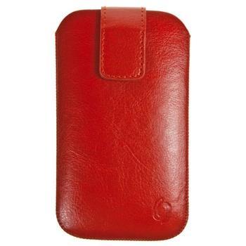ALIGATOR VIP Collection velikost iPhone 4, VIP0020, červené (red), pouzdro pro iPhone, komaptibilní s jinými telefony