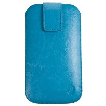 ALIGATOR VIP Collection velikost iPhone 4, VIP0023, modré (blue), pouzdro pro iPhone, komaptibilní s jinými telefony