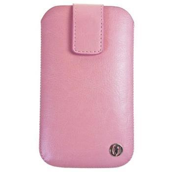 ALIGATOR VIP Collection velikost HTC HD2, VIP0028, růžové (pink), pouzdro pro HTC, komaptibilní s jinými telefony