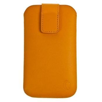 ALIGATOR VIP Collection velikost iPhone 4, VIP0039, oranžové (orange), pouzdro pro iPhone, komaptibilní s jinými telefony