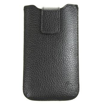 ALIGATOR VIP Collection velikost iPhone 4, VIP0040, černé (Black), pouzdro pro iPhone, komaptibilní s jinými telefony