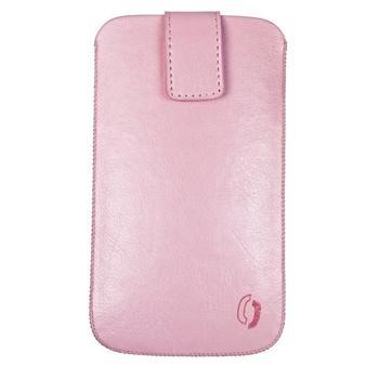 ALIGATOR VIP Collection velikost Samsung GALAXY S5, VIP0048, růžové (pink), pouzdro pro Samsung, komaptibilní s jinými telefony
