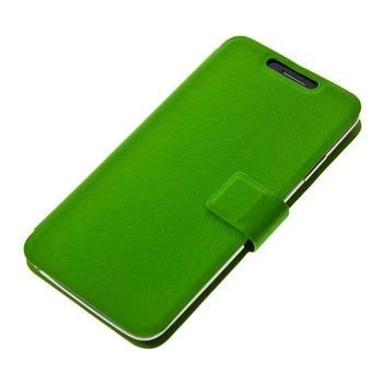 """ALIGATOR BOOK ULTRA pro velikost L (4,5""""- 5""""), PBOULTRALGR, zelené (green), univerzální pouzdro"""