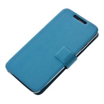 """ALIGATOR BOOK ULTRA pro velikost XXL (5,5""""- 6""""), PBOULTRAXXLBL, modré (blue), univerzální pouzdro"""