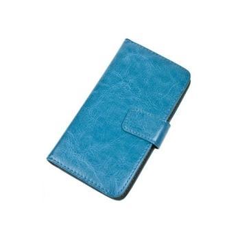"""ALIGATOR BOOK UNI pro velikost L (4,5""""- 5""""), PBOUNILBL, modré (blue), univerzální pouzdro"""