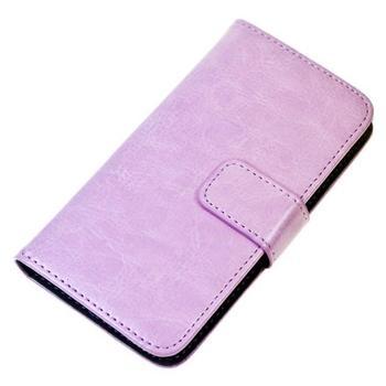 """ALIGATOR BOOK UNI pro velikost L (4,5""""- 5""""), PBOUNILPK, růžové (pink), univerzální pouzdro"""