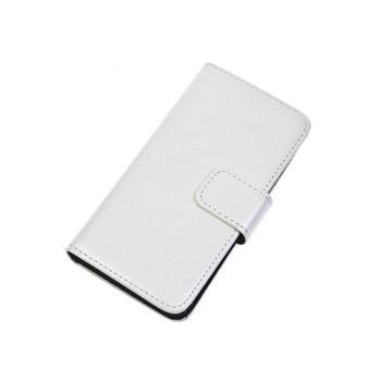 """ALIGATOR BOOK UNI pro velikost L (4,5""""- 5""""), PBOUNILWH, bílé (white), univerzální pouzdro"""