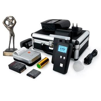 ALKOHIT X100, AlkohitX100tisk, elektronický profesionální alkohol tester s tiskárnou