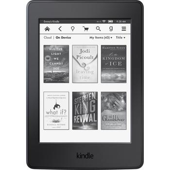 "AMAZON Kindle Paperwhite 3 2015, bez reklam, , ebook reader, 1440x1050, 4GB, nemá, 6"", eInk, Wi-Fi"