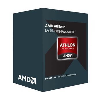 AMD CPU Athlon II X4 4-Core 860K Black Edition (Kaveri), AD860KXBJABOX, čtyřjádrový procesor, socket FM2, Quad-core, 3700MHz, 28nm, 95W, 4MB L2 cache
