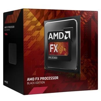 AMD CPU FX 8-Core FX-8370E (Vishera), FD837EWMHKBOX, osmijádrový procesor, AM3+, Eight-core, 3300MHz, 32nm, 95W, 8MB L2 cache