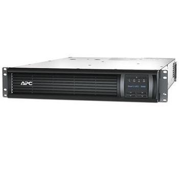 APC Smart-UPS 3000VA, SMT3000RMI2U, záložní zdroj, 2U, 3000VA, line-interaktivní