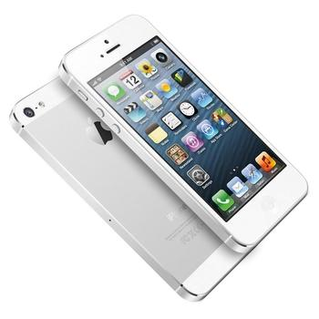 "APPLE iPhone 5S 16GB, ME433CS/A, stříbrný (silver), mobilní telefon, Apple A7, Dual-Core, 1,7 GHz, 1 GB RAM, interní paměť 16GB, 4"", 640x1136, GPS, GPRS, 3G, Foto 8Mpx, BT, Wi-Fi, iOS 7"