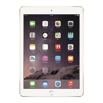 """APPLE iPad Air 2 Cellular 16GB, MH1C2FD/A, zlatý (gold), tablet, Apple A8, 1,5GHz, 2048x1536, 16GB, 9.7"""", IPS, 3G, BT, Wi-Fi, Apple iOS 8"""