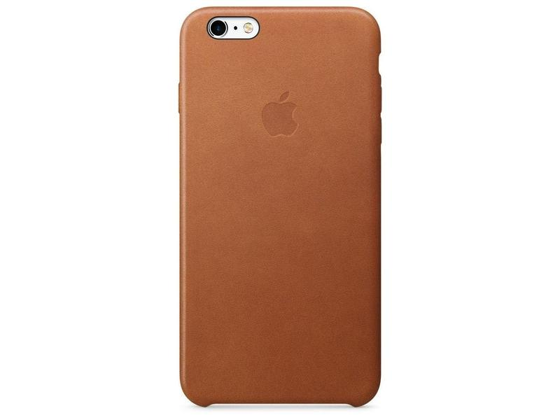 Pouzdro pro iPhone. APPLE iPhone 6S Plus Leather Case Saddle Brown MKXC2ZM A ef45029e731