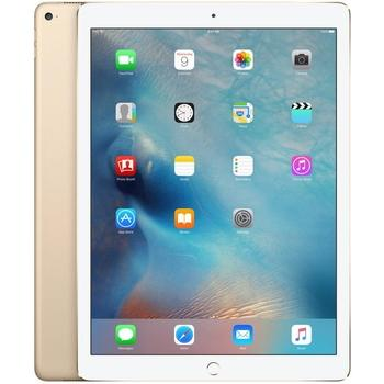 "APPLE iPad Pro 12,9"" 128GB Gold, ML0R2FD/A, tablet, Apple A9X, 2,26 GHz, 2732x2048, 128GB, 4GB, 12.9"", GPS, BT, Wi-Fi, Apple iOS 9"