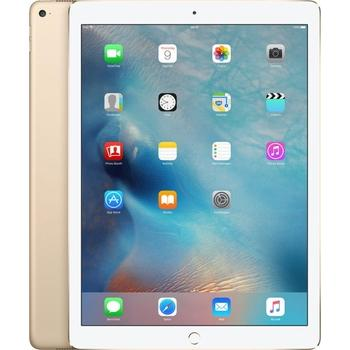 "APPLE iPad Pro 12,9"" 256GB Gold, ML0V2FD/A, tablet, Apple A9X, 2,26 GHz, 2732x2048, 256GB, 4GB, 12.9"", GPS, BT, Wi-Fi, Apple iOS 9"