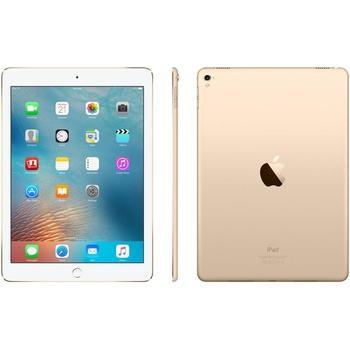 """APPLE iPad Pro 9,7"""" 128GB Gold, MLMX2FD/A, tablet, Apple A9X, 2,26 GHz, 2048x1536, 128GB, 2GB, 9.7"""", GPS, BT, Wi-Fi, Apple iOS 9"""