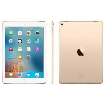 """APPLE iPad Pro 9,7"""" 256GB Cellular Gold, MLQ82FD/A, tablet, Apple A9X, 2,26 GHz, 2048x1536, 256GB, 2GB, 9.7"""", GPS, 3G, BT, Wi-Fi, Apple iOS 9"""