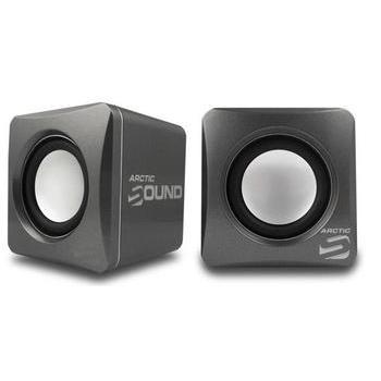 ARCTIC COOLING ARCTIC Sound S111, ARCTIC S111, přenosné reproduktory, 2.0ch zvuk, plast, 4W