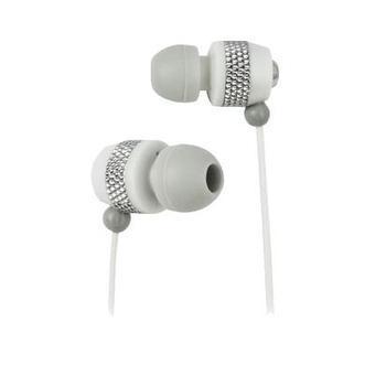 ARCTIC COOLING Sound E221 WM, ARCTIC E221 WM, sluchátka s mikrofonem, jack 3,5mm, špunty, 32 Ohm