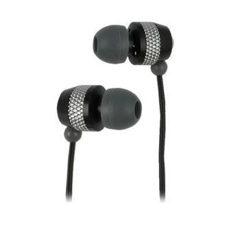 ARCTIC COOLING Sound E221 B, ARCTIC E221 B, sluchátka, jack 3,5mm, špunty, 32 Ohm