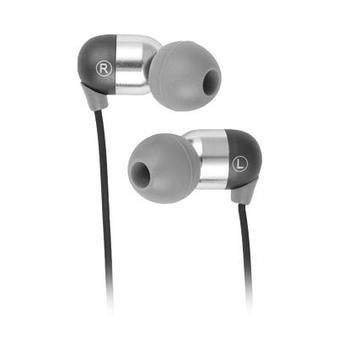 ARCTIC COOLING Sound E361 B, ARCTIC E361 B, sluchátka, jack 3,5mm, špunty, 32 Ohm